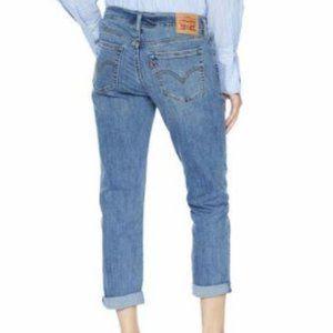 Levi's Boyfriend Jeans Size 27 Light Wash